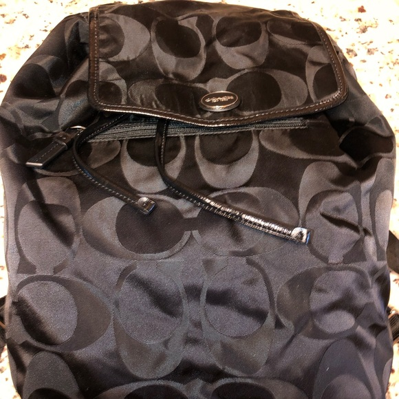 Coach Handbags - Coach Backpack Purse